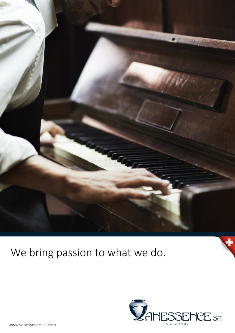 We bring passion to what we do