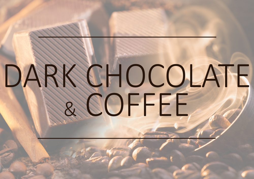 Fragrance trends - Winter 2017 - Dark chocolate and coffee