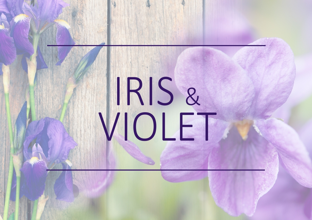 Fragrance trends - Autumn 2018 - Iris and violet