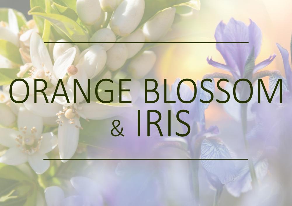 Fragrance trends - Autumn 2018 - Orange blossom and iris