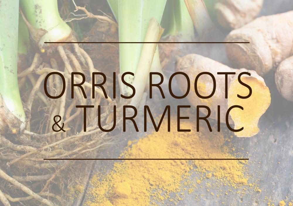 Fragrance trends - Autumn 2018 - Orris roots and turmeric