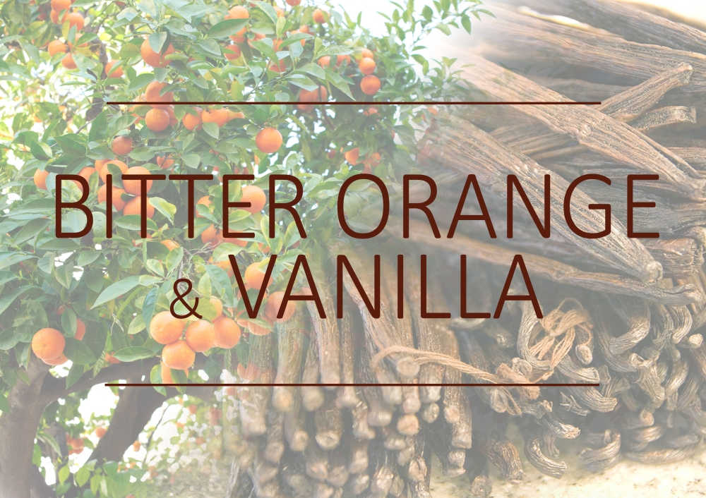 Fragrance trends - Winter 2018 - Bitter orange and vanilla