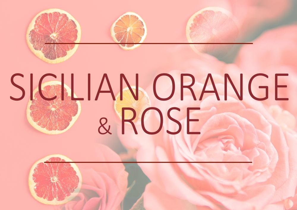 Fragrance trends - Spring 2019 - Sicilian orange and rose