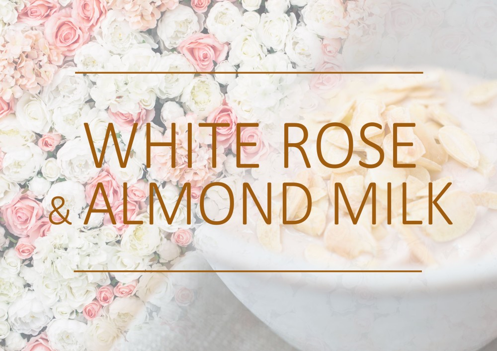 Fragrance trends - Winter - 2019 - White rose and almond milk