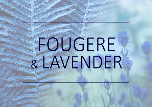 Fragrance trends - Fougere and lavender