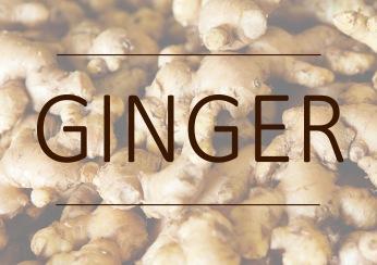 Fragrance trends - Ginger