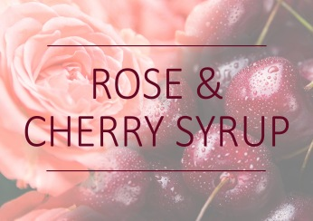 Fragrance trends - Rose and cherry syrup